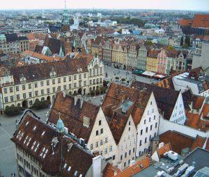 Wrocław jest biegunem wzrostu gospodarczego w Polsce