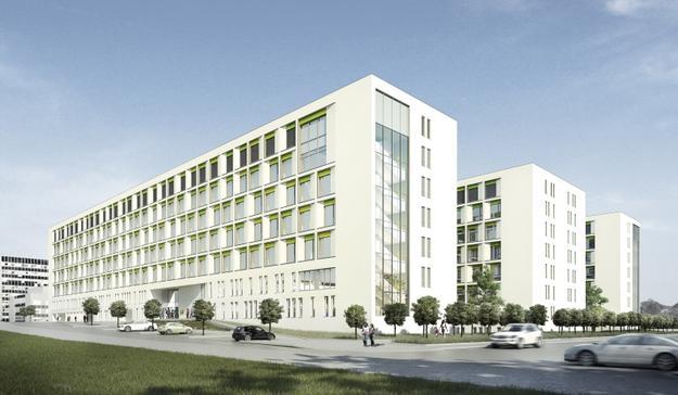 szpital pediatryczny, fot miasto stołeczne warszawa